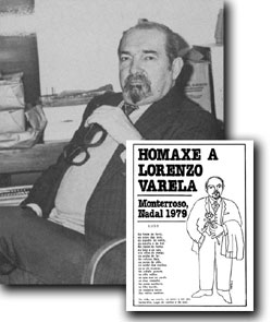 Día das Letras Galegas: Lorenzo Varela WebQuest